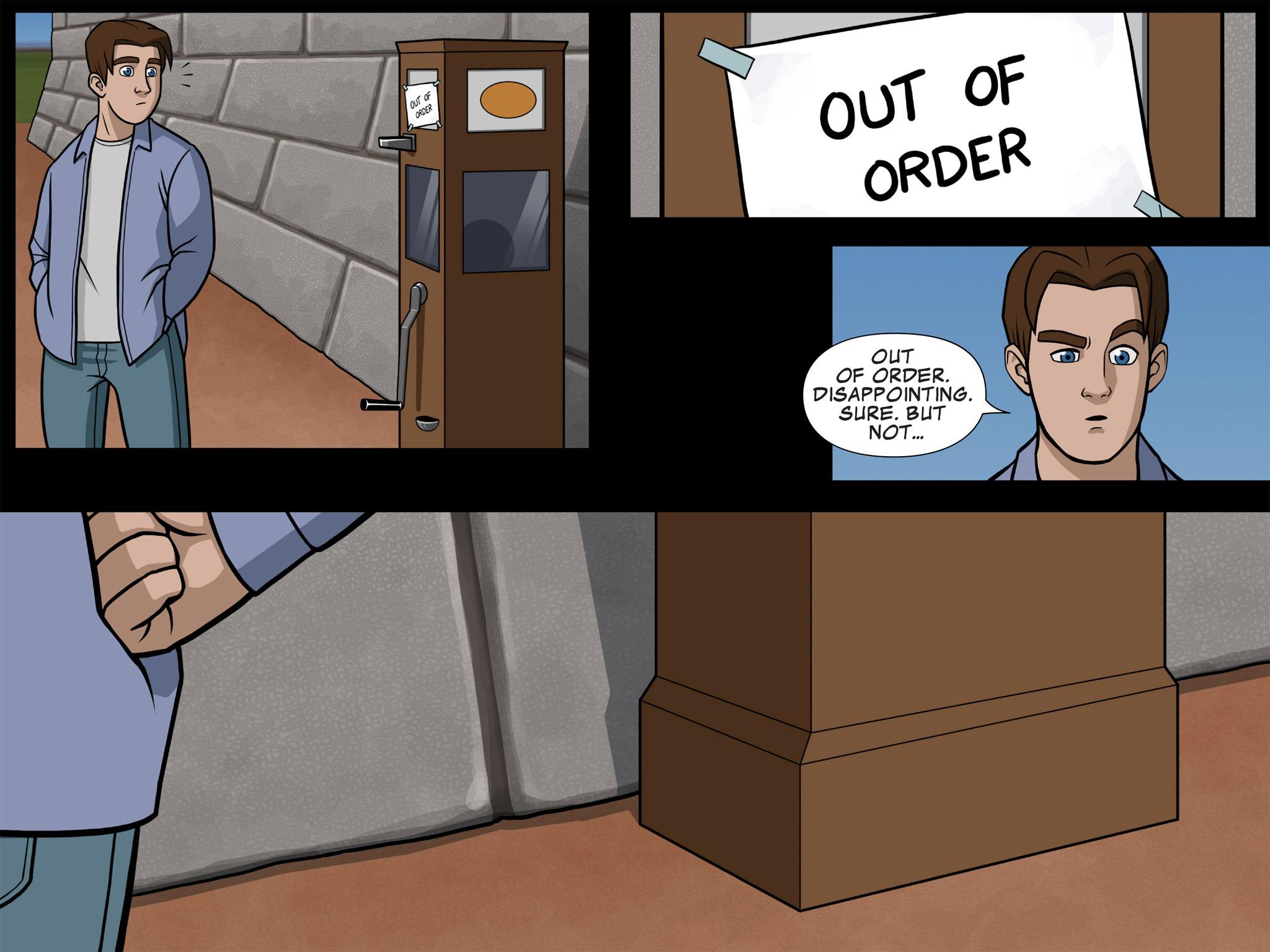 Read online Ultimate Spider-Man (Infinite Comics) (2015) comic -  Issue #7 - 13