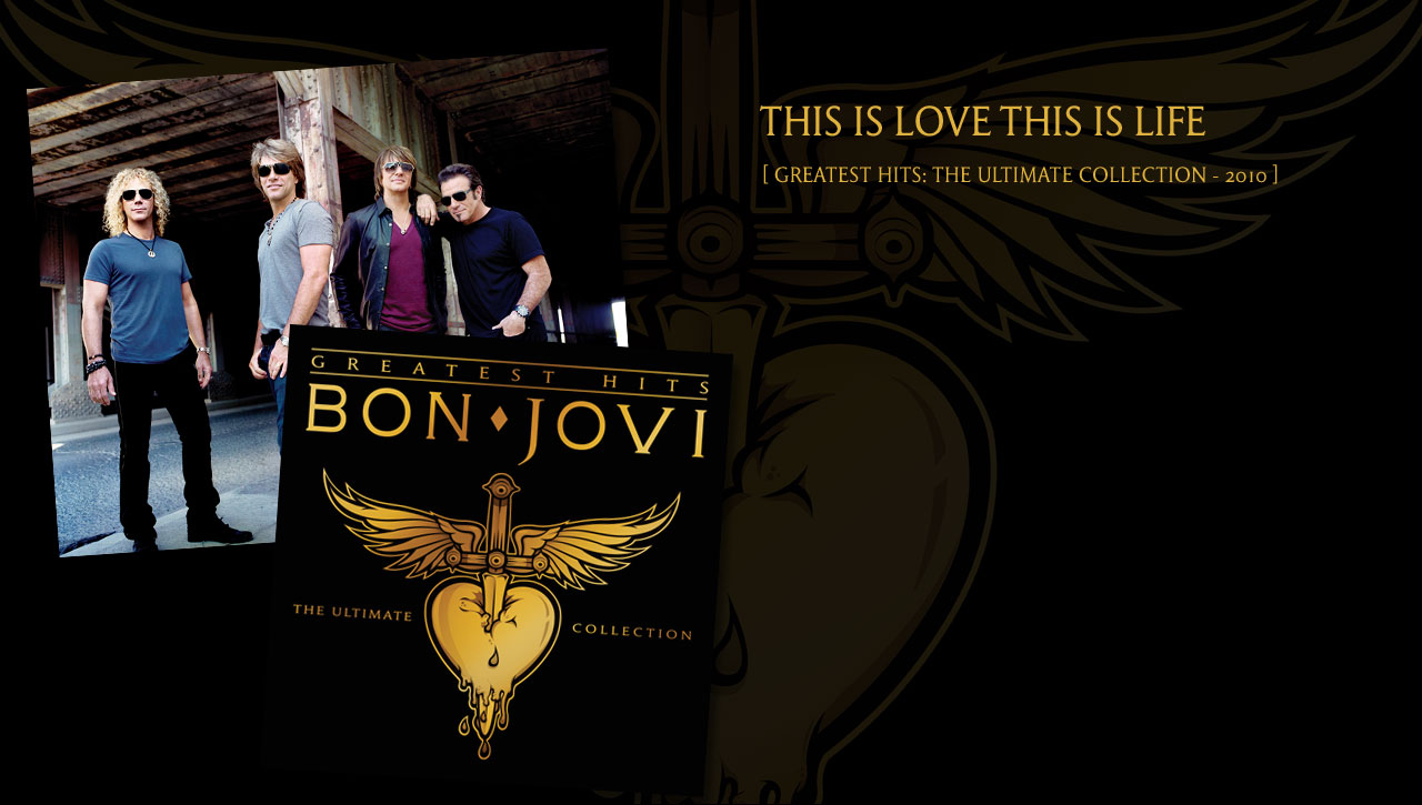 Bon Jovi Ultimate Collection: Bonjovi: Greatest Hits: Ultimate Collection Goodies