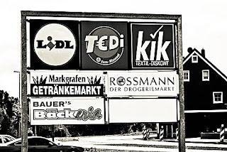 Shops in germany