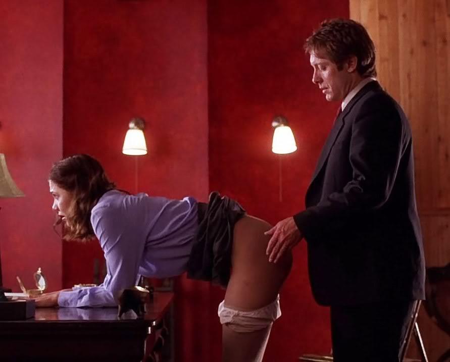 Secretary The Movie Sex Scene 83