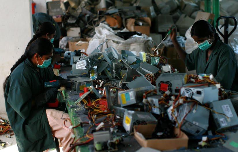 Advantages Of Electronic Waste Joynalali