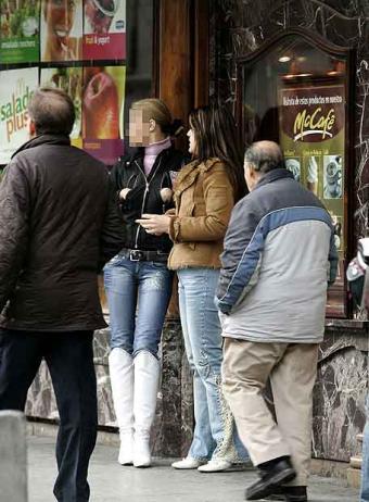 prostitutas calle montera prostitutas corea