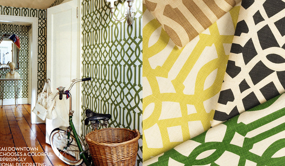 Home Decor Budgetista Luxe For Less Imperial Trellis