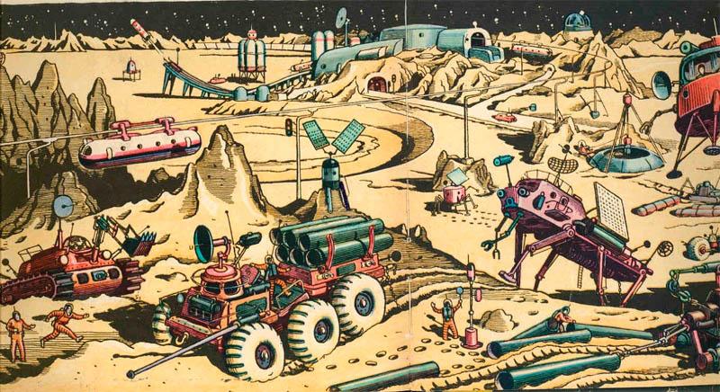 moon base comics -#main