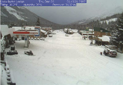 Cooke city my web cam
