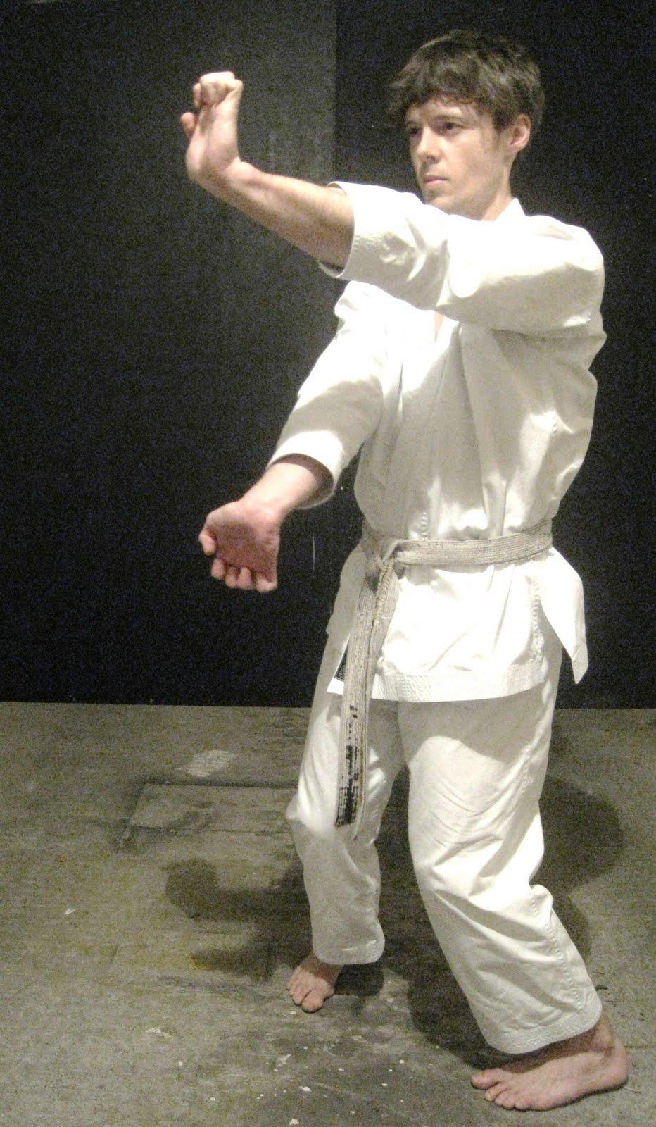 Basic Training Photos >> André Bertel's Karate-Do: Karate Master