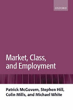 Market, Class and Employment
