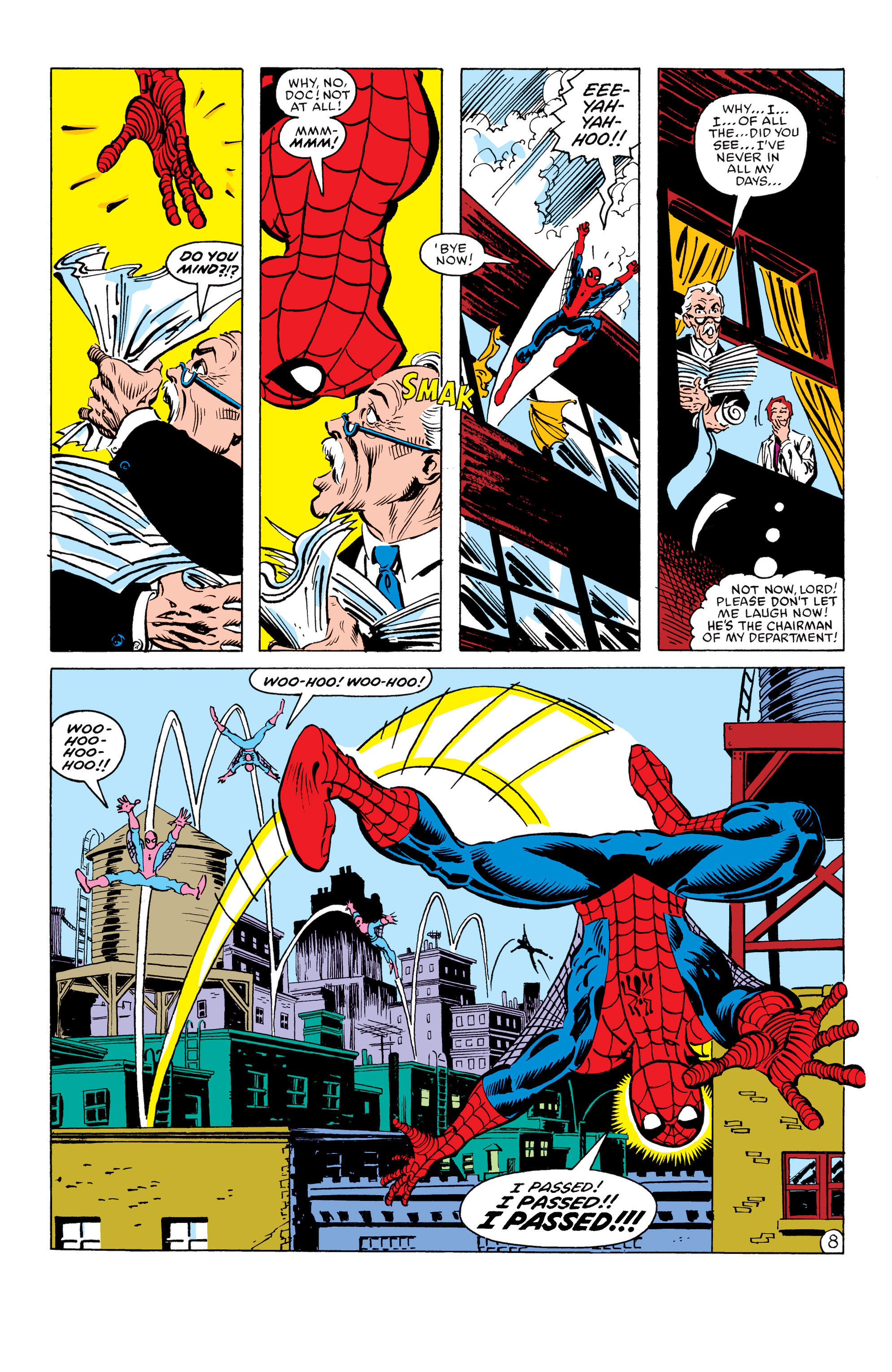 The Amazing Spider-Man (1963) 243 Page 8