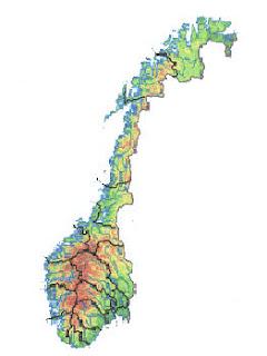 herdighetssoner i norge kart Hageliv og hagedesign: Supert herdighetssonekart! herdighetssoner i norge kart