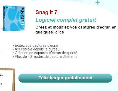 SNAGIT 7 Premier Screen Capture Utility - Free License 1