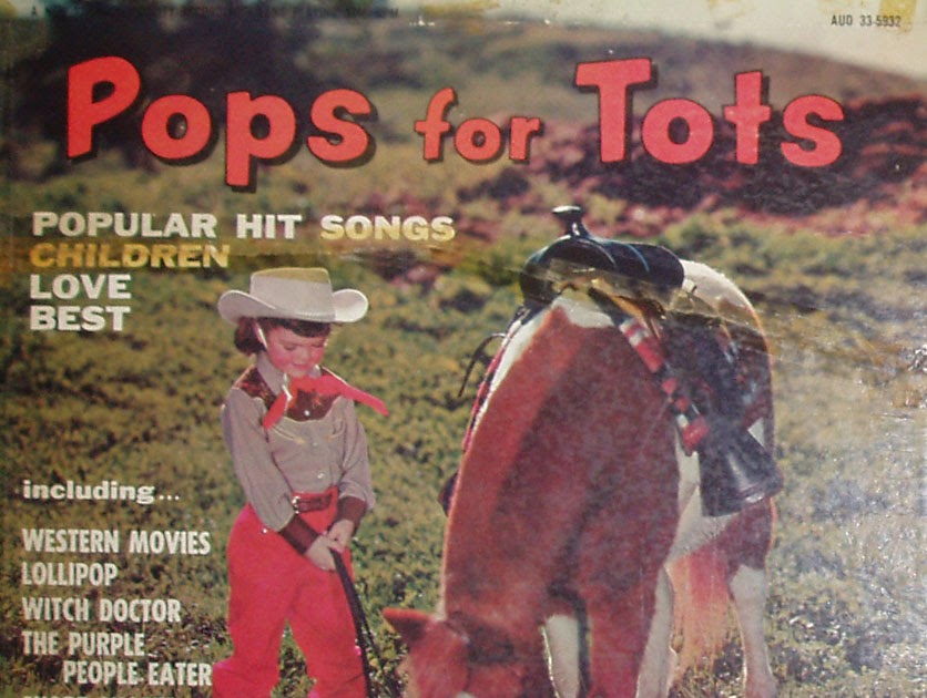 Ill Folks Pops For Tots Cheap Novelty Tune Cover Versions