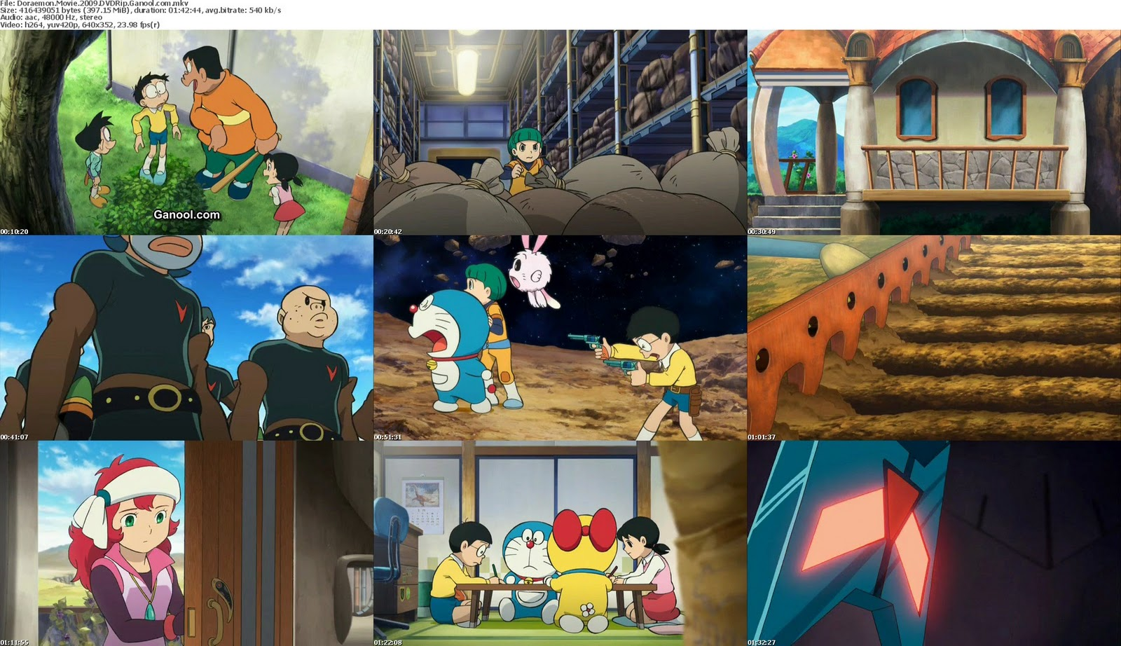 Movies Counter Padmawat 400 Mb: YFansite: Doraemon: The New Records Of Nobita