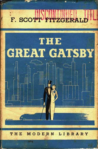 what calendar year had been a wonderful gatsby published