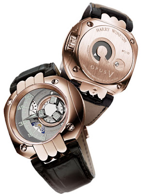 Montre Harry Winston Opus V