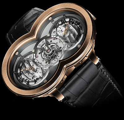 Montre MB&F Horological Machine N°1 (HM1)
