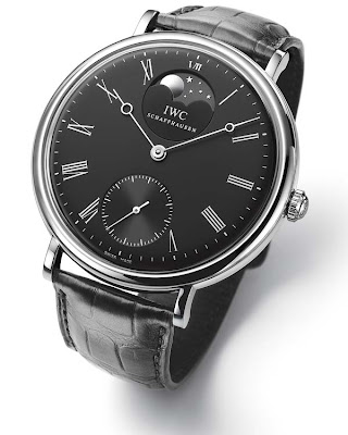 Montre IWC Portofino Remontage Manuel Vintage Collection
