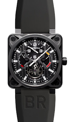 Montre Bell and Ross BR01 Tourbillon