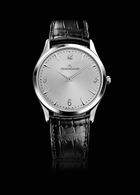Montre extra-plate Jaeger Lecoultre Master Ultra Thin 38