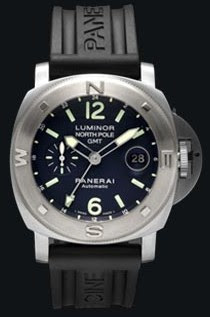 Montre Panerai Luminor North Pole GMT