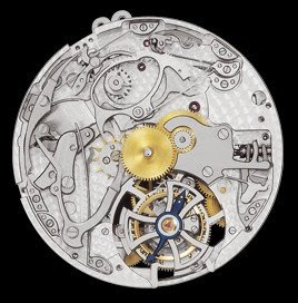 Mouvement Roger Dubuis RD 08 Tourbillon