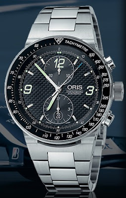 Montre Oris Williams F1 Team Chronograph