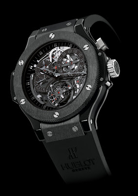 Montre Hublot Bigger Bang All Black