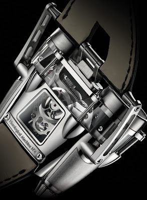 Montre Maximilian Büsser & Friends Horological Machine n°4 Thunderbolt