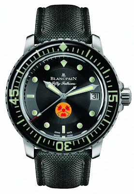 Montre Blancpain Fifty Fathoms «Tribute to Fifty Fathoms» référence 5015B-1130-52