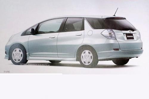 Specs Review Car 2011 Honda Fit Jazz Shuttle For Japan