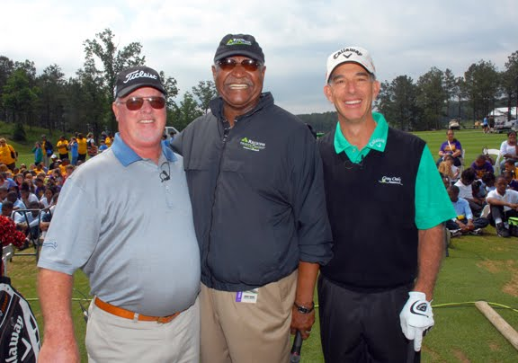 Regions Bank Charity Classic in Birmingham - Chip Beck