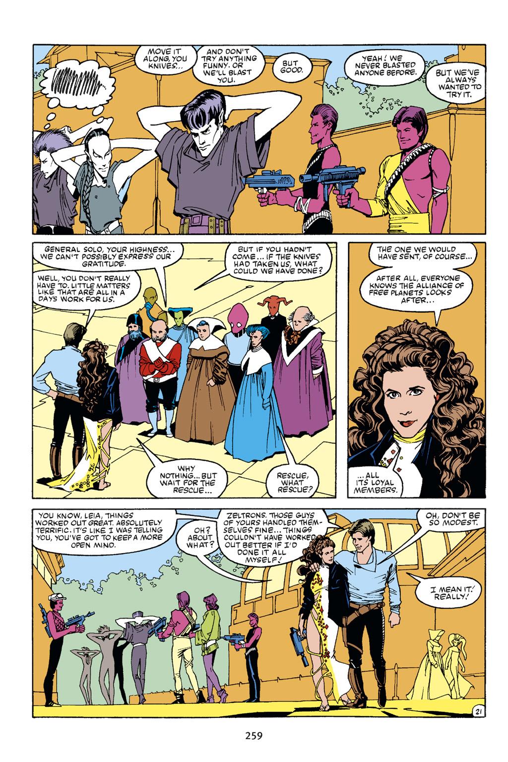 Read online Star Wars Omnibus comic -  Issue # Vol. 21 - 249