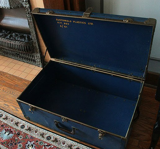 Lady Jane's Treasure Trove: ****SOLD**** Vintage Blue