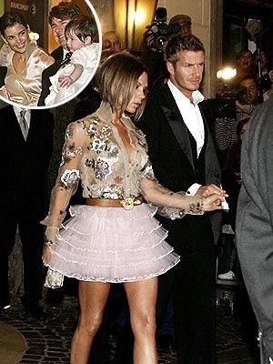 Victoria Beckham Blog November 2006