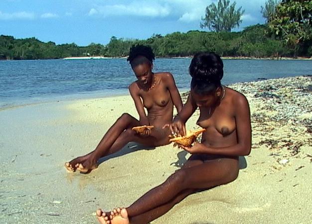 Wild Nude Black Women 115