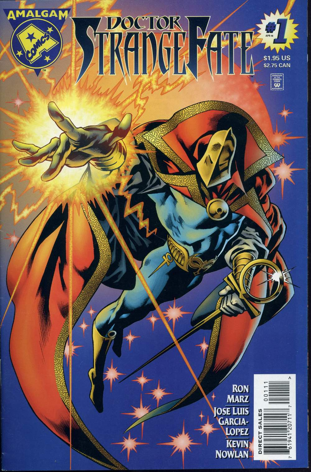 Doctor StrangeFate Full Page 1