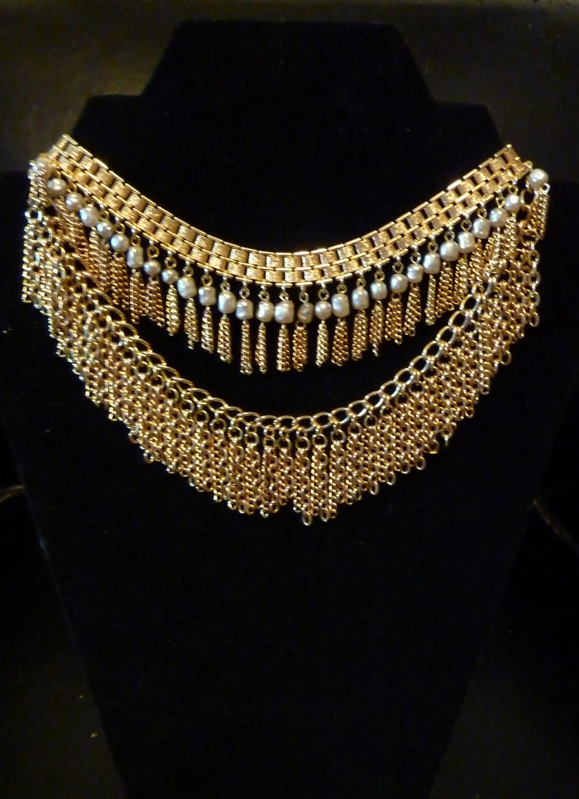 Refined Armour Cleopatra Inspired Jewelry