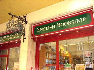 Pendragon books Budapest
