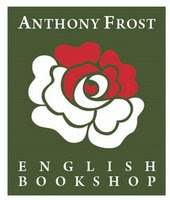Anthony Frost bookstore Bucharest logo