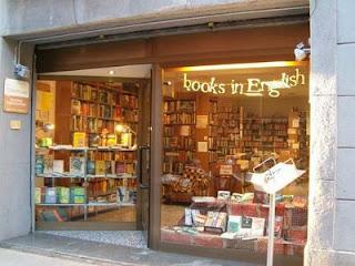 Hibernian Books Barcelona