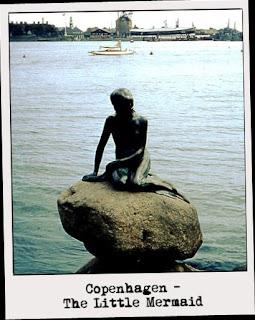 Copenhagen The Little Mermaid