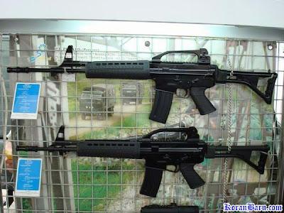 senjata baru buatan Indonesia ss-5 infoinfo unik