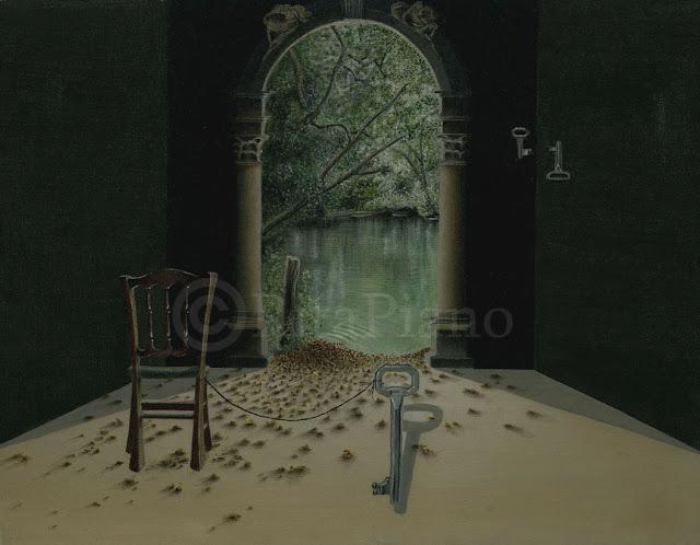 """""""Storia di una Sedia""""-Rita Piano 1991"""