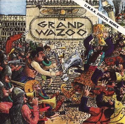 The Fan Vinyl Frank Zappa Quot The Grand Wazoo Quot 1972