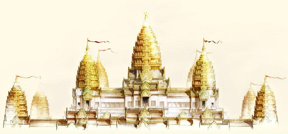 Cambodia kingdom of wonder writing activities