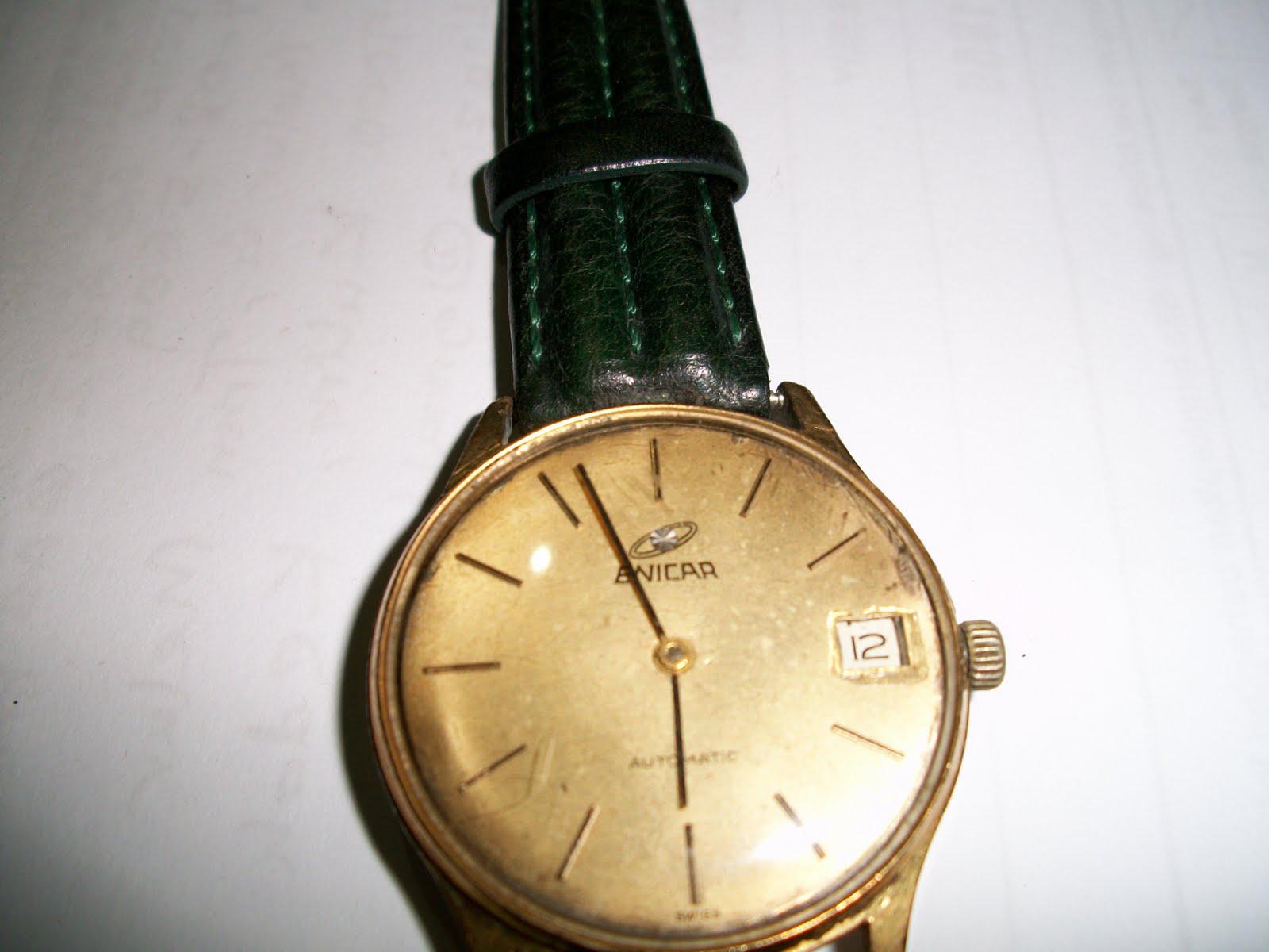 Vintage Enicar 48