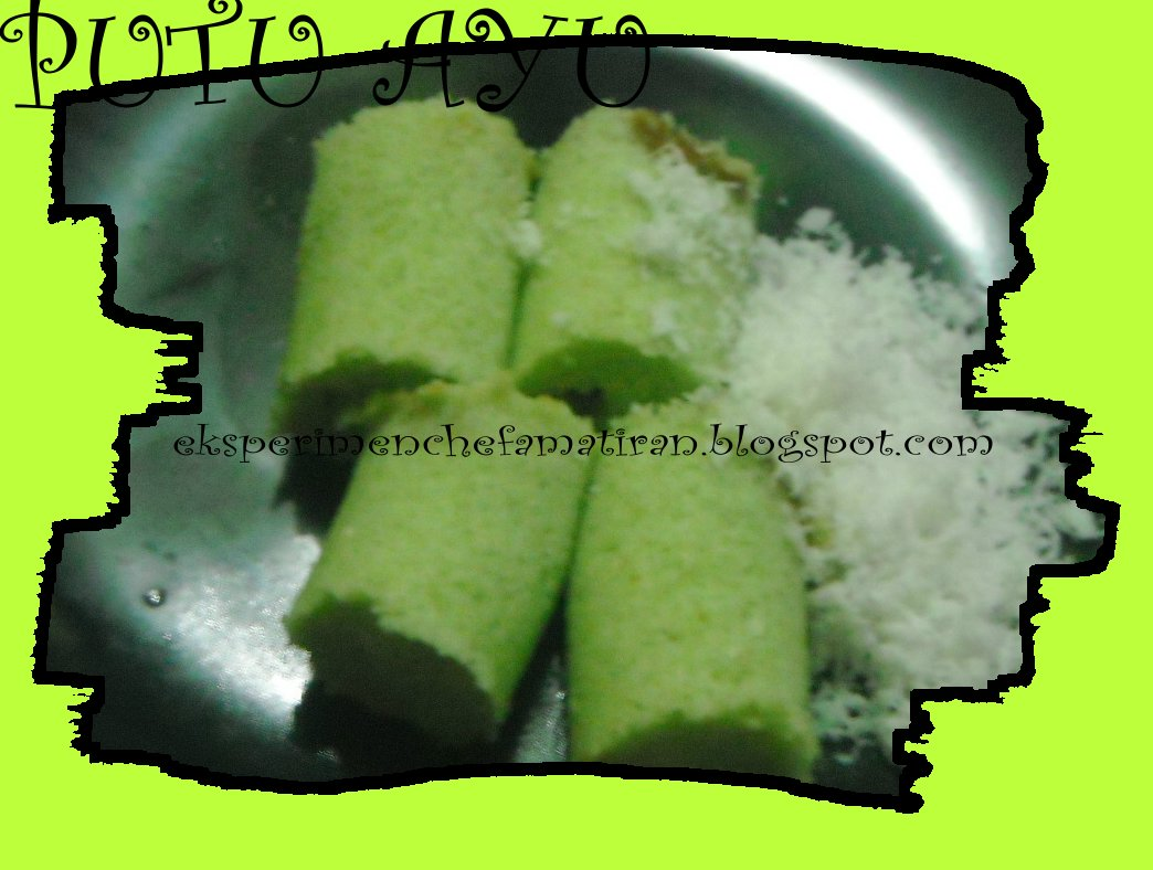 Resep Putu Ayu Cake Ideas And Designs