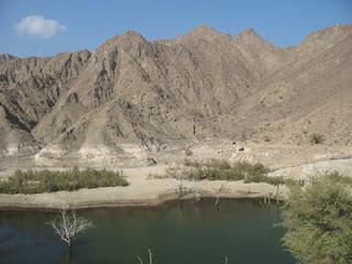 FUJAIRAH IN FOCUS: Wadi Siji, Fujairah