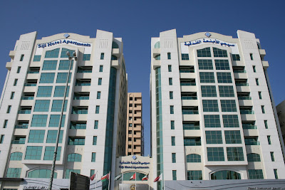 FUJAIRAH IN FOCUS: Siji Hotel Apartments for Style and Service in