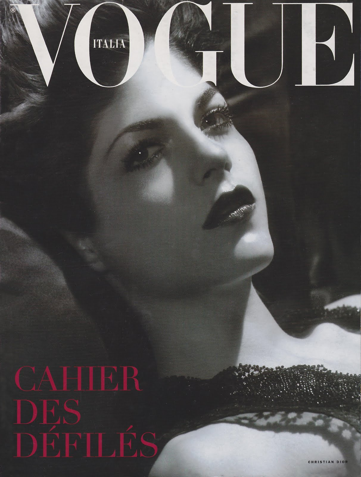 Vogue The Top Selling Fashion Magazine: The Christopher Sabino Project: May 2010