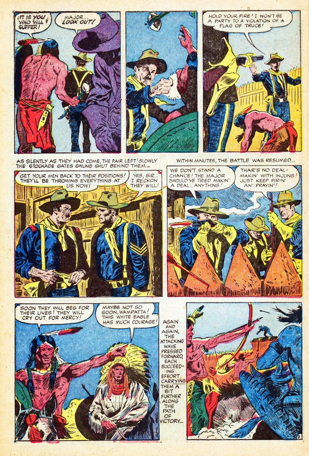 Gunsmoke Western issue 37 - Page 30